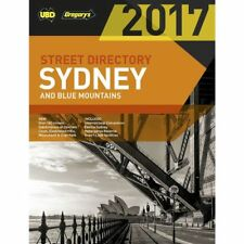 2017 Sydney & Blue Mountains Street Directory 53rd Ed: including Truckies by UBD