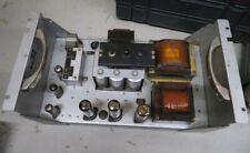Klangfilm KL-V-502 tube amplifier made by Siemens Rare.
