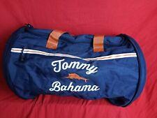 Tommy Bahama Tumbler Duffle Bag Collapsible Luxury Luggage Travel Bag