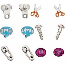 925 Sterling Silver Studs Earrings Designs Girls Womens Childrens Gift Box - NEW