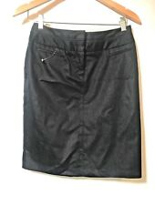 Grace Elements Women Petite Pensil Skirt 6P