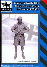 Blackdog Models 1/32 GERMAN WWII LUFTWAFFE PILOT in AFRICA #4