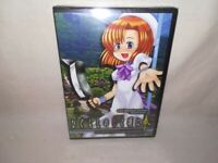 """New Doujin PC Video Game """" Higurashi When They Cry Hou """" 07th Expansion"""