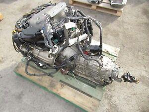 2002-2006 Nissan 350z VQ35DE 3.5L V6 Engine Motor Infiniti G35 VQ35 Motor Auto