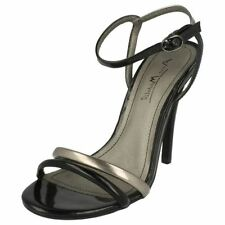Sandals Party Synthetic Upper Slim Heels for Women
