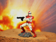 Hasbro Star Wars 1 32 Soldier Figure Coruscant Guard Elite Clone Shock Trooper S