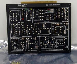 Lab-Volt DC Fundamentals  91001-20