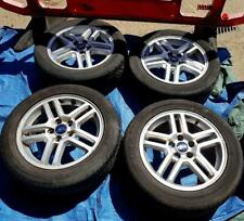 "Ford Focus C-Max 16"" Alloy Wheels PCD 5x108mm 6.5Jx16 ET52.5 205/55R16 3M51-CB"