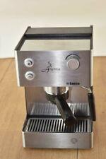 Saeco Aroma Espresso Maschine in Edelstahl (0198)