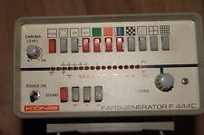 konig electronic pal  farbgenerator F 444C video vitage service lab equipment