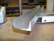 """3' Aluminum Channel 6061 T6 3"""" x 1.5"""" x .258""""  web American Standard x 42.75"""""""