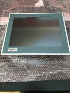 Beckhoff Touch Screen Display, HMI Control Panel