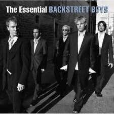 BACKSTREET BOYS (ESSENTIAL - GREATEST HITS 2CD SET SEALED + FREE POST)