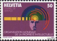 Schweiz WIPO5 (kompl.Ausg.) gestempelt 1985 Sondermarken