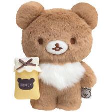 Chairoikoguma Plush Rilakkuma Marche Fluffy Stuffed Doll Rilakkuma Store