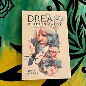 Dream Reading Cards: Awaken Your Intuitive Subconscious - Rose Inserra (English)
