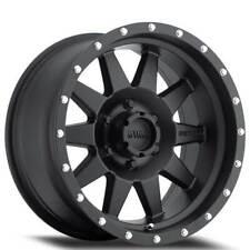 4ea 17x85 Method Wheels Mr301 The Standard Matte Black Off Road Rims S3 Fits Nissan Armada