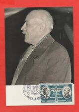 FDC 1971 - Raymond VANIER, pionnier de l'Aéropostale  (K331)