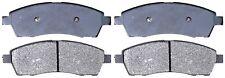 ACDelco 14D757M Rear Semi Metallic Brake Pads