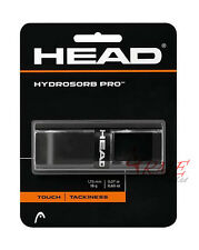 Head Hydrosorb Pro Tennis, Squash or Badminton Racket Grip (Black)