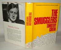 The Smugglers - Timothy Green, HB/DJ, Signed By Author, 1969