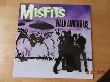 LP Misfits  -  Walk among us  ( brand new ) vinyl record