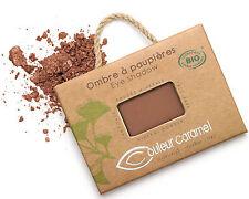 Couleur Caramel - Fard à paupières Nacré n°143 marron cuivré Bio - 2,5 g