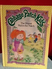 Cabbage Patch Kids The Shyest Kid in the Patch PARKER BROTHERS STORY BOOK