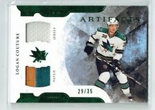 11-12 UD Artifacts  Logan Couture  /35  Jersey--Patch