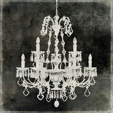 Chandelier II ists Art Poster Print by Oliver Jeffries, 19.5x19.5