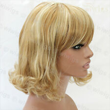 Wiwigs Classic Style Blonde Mix Medium Skin Top Ladies Wig