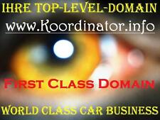 Www.koordinator.info @ Domain Coordination coordinamento organizzazione Coordinator