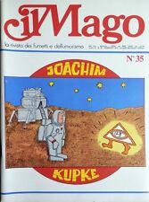 IL MAGO n.35/1975 - grandi autori - grandi fumetti .. B.C. -.. Jacovitti...