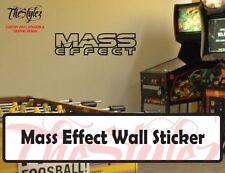 Mass Effect Custom Vinyl Sticker
