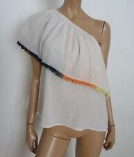 Top BEL AIR taille 1 référence Louisiane - one shoulder - une épaule