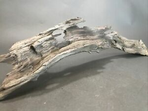 NATURAL DRIFTWOOD FISH AQUARIUM AQUASCAPES ROOT REPTILE TANK TERRARIUM Lg 27""