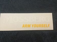 Mossberg Arm Yourself Decal