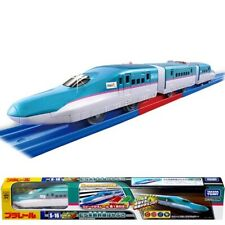 Takara TOMY Plarail S-16 Speed Change E5 Shinkansen Hayabusa Train Toy
