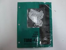 1999 Mack Trucks Engine Tune-Up Specifications Manual JANUARY WATER DAMAGE OEM
