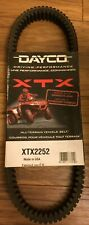 New XTX2252 Dayco Performance Belt