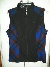 Arista Equestrian Women's Lined Vest W/Zipper Canada Sz. L