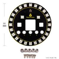 KEYESTUDIO SK6812 Full-Color RGB LED Ring Shield for BBC Micro:Bit MicroBit