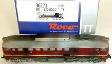BR 220 020 2 Locomotora diésel DR taigatrommel SONIDO DIGITAL ROCO 36273