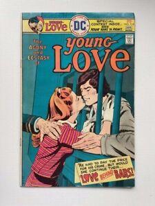 Young Love 119 FN/VF 7.0 Fine/Very Fine DC Bronze Age Romance Comics Prison Love