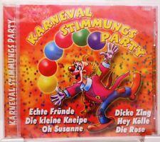 Karneval + CD + Stimmungs Party + 20 tolle Stimmungshits für die Fasching Fete +
