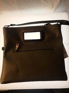 "I.N.C. International Concepts | Open Handle Clutch Handbag With 45"" Strap."
