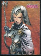 2008 Women of Marvel Trading Card #31 Lilandra Neramani