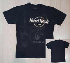 HARD ROCK CAFE T-Shirt : Brussels (S)