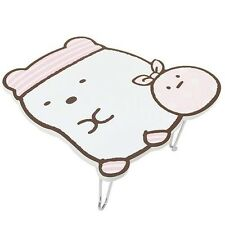 San-X Corner Sumikko Gurashi Mini Folding Table / Portable Table (Polar Bear)