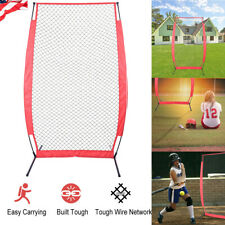 7' x 4' Screen | Baseball & Softball Pitcher Protection Net With Carrying case